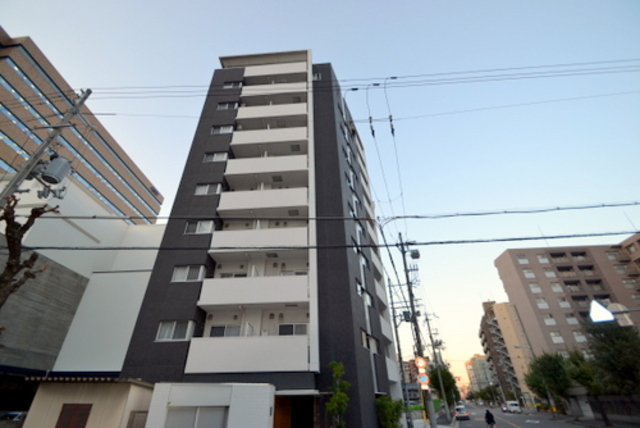 アーバンテラス新大阪の外観