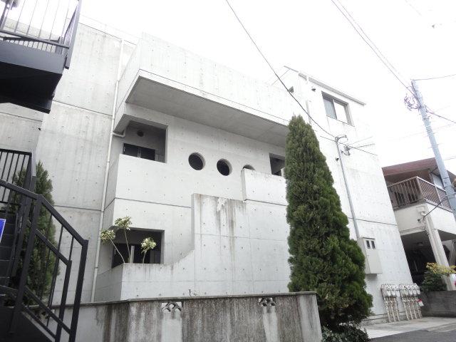 Gハウスの外観