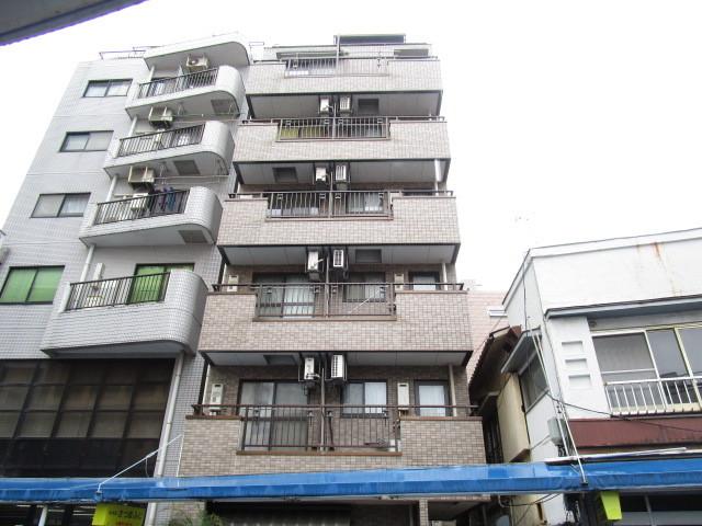 クレイスコート美奈川の外観
