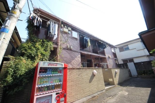 コーポ長谷川高円寺の外観
