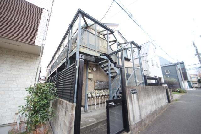 荻窪の家の外観