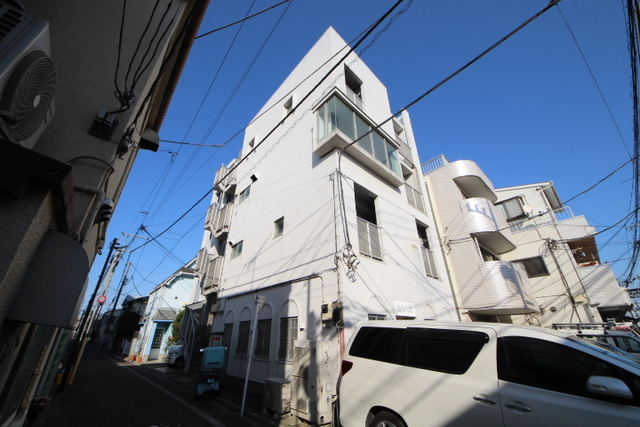 kei高円寺の外観