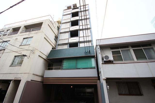 越田ビルの外観