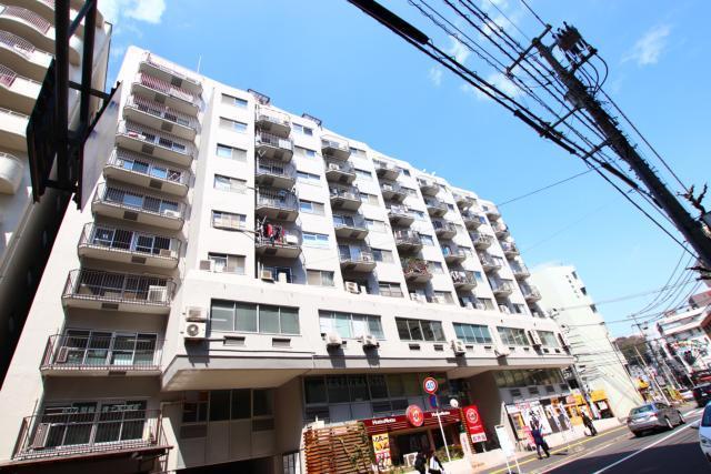チサンマンション広島の外観