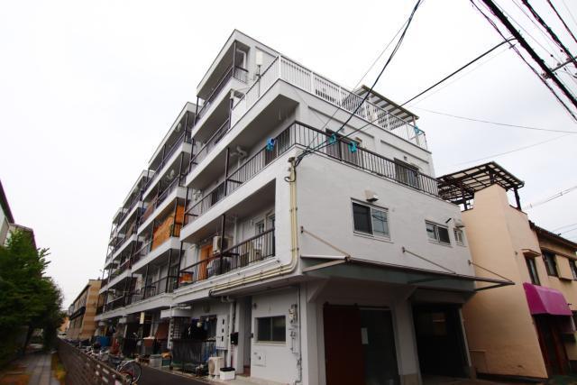 吉島マンションの外観