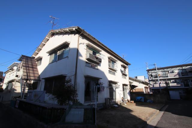 須本荘の外観