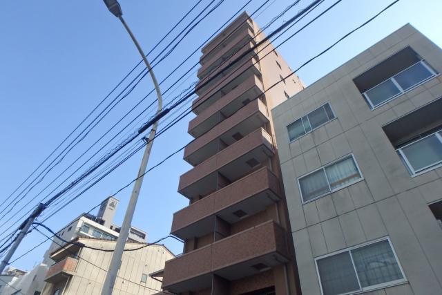 第27友建ビルの外観
