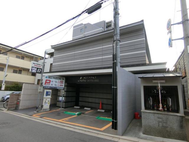 アドバンス京都ソナーレの外観