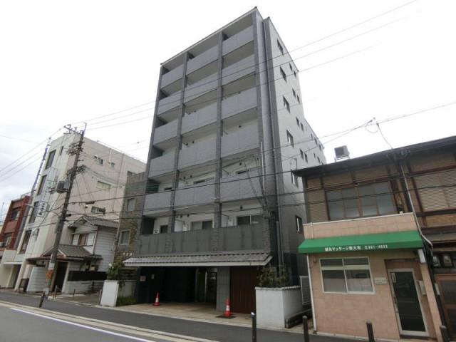 エステムプラザ京都ステーションレジデンシャルの外観