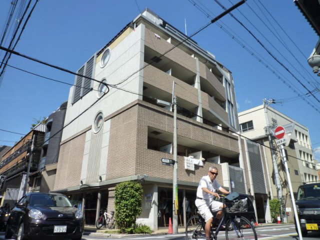 six bijoux 堺町六角 (シスビジュー堺町六角)の外観