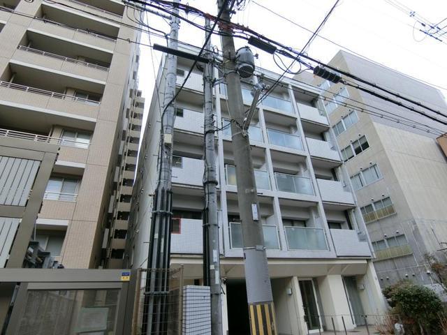 早川マンションの外観