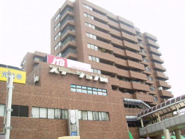 シティハイツ池田駅前の外観