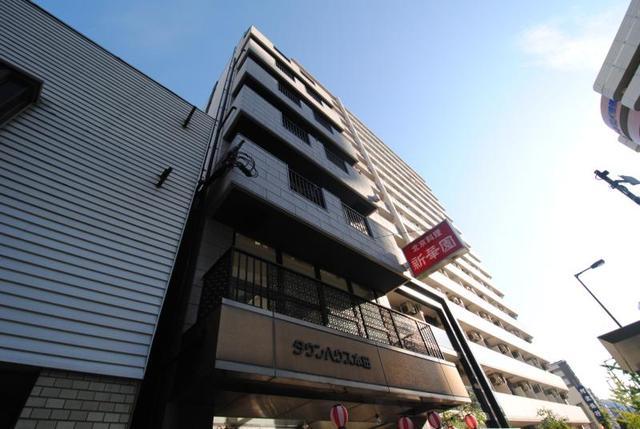 タウンハウス本田の外観