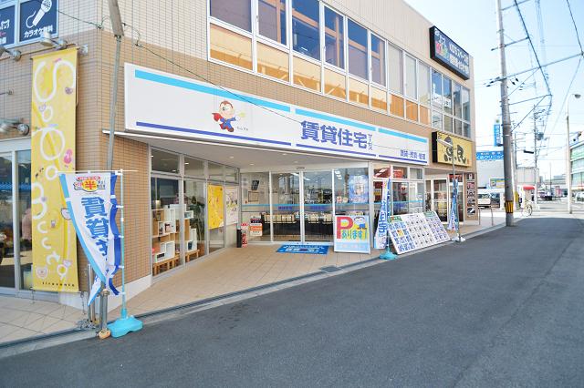 NetWork鳳駅前店外観写真